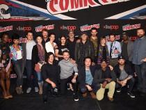 AMC presents 'The Walking Dead' at New York Comic Con