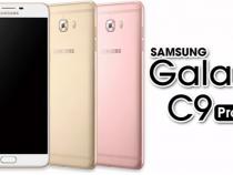 Samsung Galaxy C9 Pro: A Note 7 Alternative Until New Phablet Unveils
