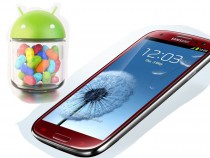 Samsung Galaxy S 3 Android Jelly Bean