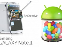 Samsung Galaxy Note 2 Android 4.3 Jelly Bean