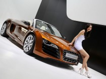 Audi Introduces A Topless R8 Version