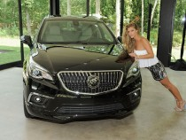 Buick Celebrates The New Envision With Buick Studio Envision In The Hamptons