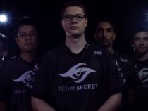 Team Secret Introduction Team - The Manila Major 2016