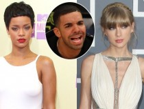 Taylor Swift Getting Too Close With Rihanna's Ex Drake?