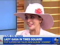 Lady Gaga Interview on Joanne