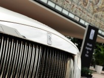 Rolls-Royce Dawn Inspired By Fashion: Luxury Car Becomes Even More Prestigious