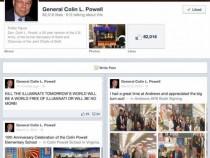 Colin Powell Facebook Hack