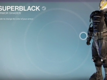 Destiny: Rise Of Iron Guide To Get The Superblack Shader In Festival Of The Lost