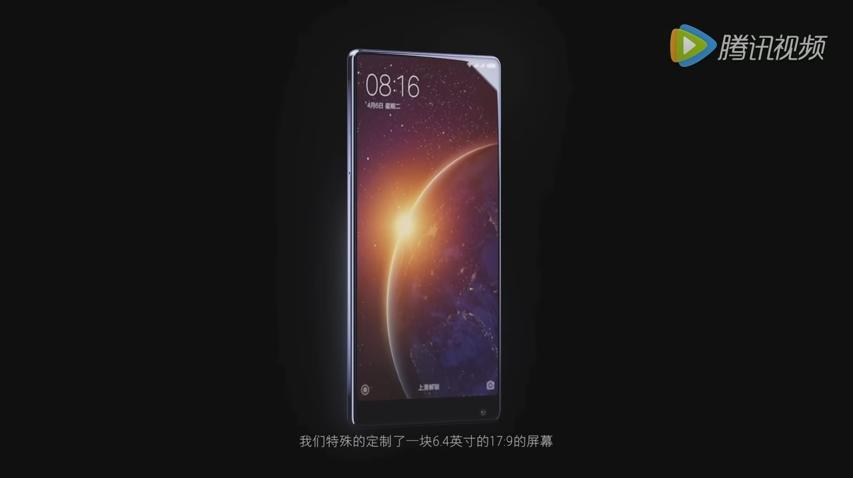 Xiaomi Mi Mix: The Bezel-less Phone Apple Wanted For The iPhone 8