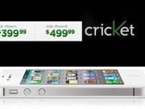 Cricket iPhone Ad