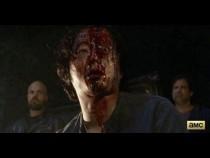 Glenn Death Scene (The Walking Dead Season 7 Premiere) Negan Kills Glen