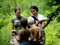 Kids Attend Camp For Attention Deficit Disorder