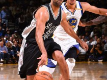 San Antonio Spurs v Golden State Warriors