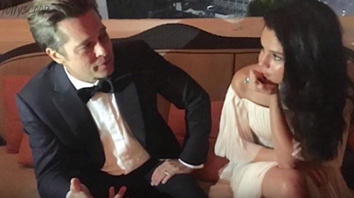 Was Selena Gomez to Blame for Angelina Jolie & Brad Pitt's Divorce?