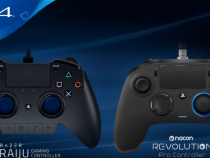 Two new PS4 controllers revealed! Razer Raiju and Nacon Revolution! DETAILS - PRICES - RELEASE