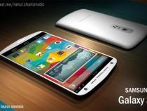Galaxy S4 concept design by Rahul Sharma