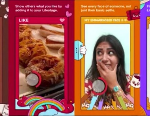 Facebook's Lifestage, A Video-centric Social App for Teens, Now On Android