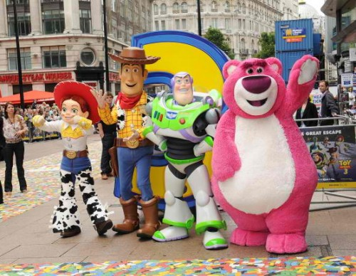'Toy Story' Characters