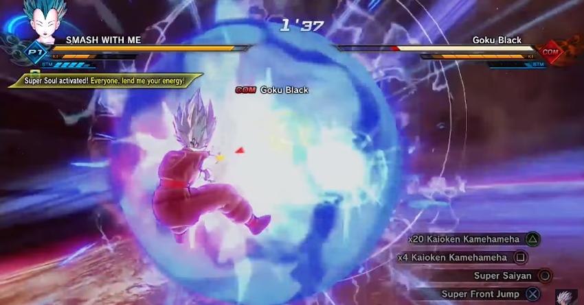 Dragon Ball Xenoverse 2 Guide: How To Unlock Kaioken, Super Saiyan