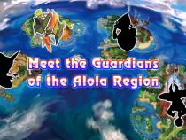 Discover the Final Evolutions of the Starter Pokémon in Pokémon Sun and Pokémon Moon!
