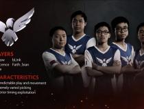 Wings Gaming TI6 profile - The International 2016