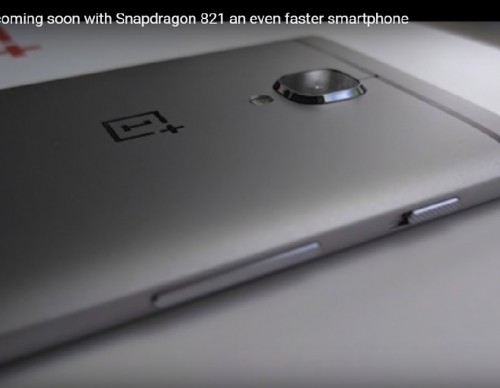 One Plus 3T Release Date And Rumors: What To Expect And More