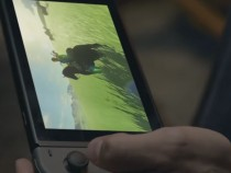Report: Nintendo Switch Has a 720p Multi-touch Touchscreen - IGN News