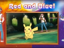 Pokemon Sun And Moon Shows Red And Blue All Grown Up