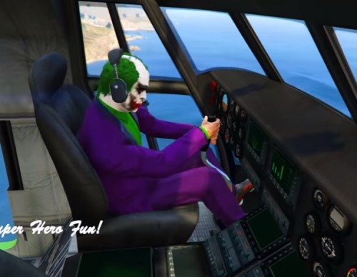 Children's Show On YouTube Created Using GTA V, Viewed By Millions