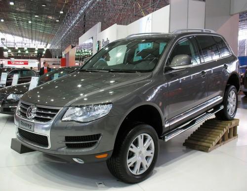 Volkswagen Touareg V8 2008