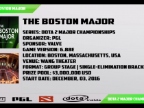 DOTA 2 THE BOSTON MAJOR TRAILER - PRESENTED BY PGL | DOTA 2 MAJOR CHAMPIONSHIP