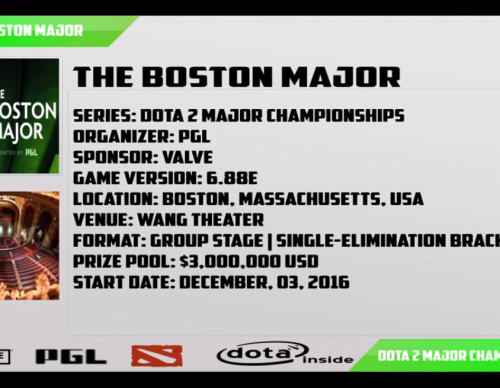DOTA 2 THE BOSTON MAJOR TRAILER - PRESENTED BY PGL | DOTA 2 MAJOR CHAMPIONSHIP