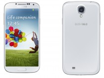 Samsung Galaxy S4 White Frost