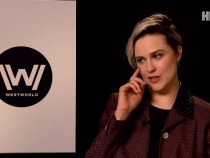 Evan Rachel Wood of HBO's