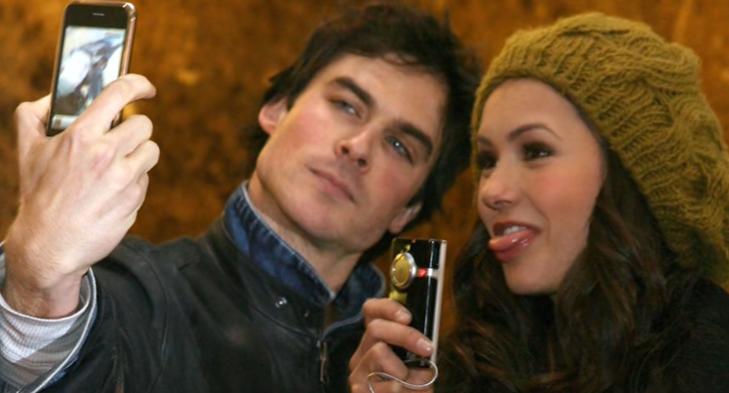 Ian Somerhalder ja Nina Dobrev dating YouTube