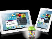 Galaxy Tab 2 10.1 Jelly Bean Update