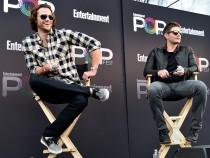 Supernatural Season 12 Cast Members Jensen Ackles And Jared Padalecki