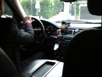 An Uber Driver