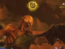 DOOM (2016) - Arcade Mode Gameplay (Free Update 4)
