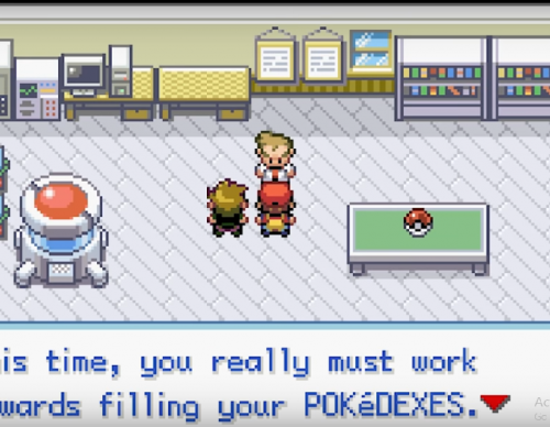 Pokemon FireRed And LeafGreen To Have A Full-Scale Remake According To Producer
