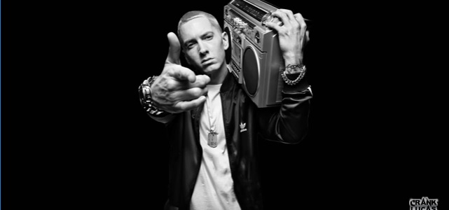 The Rap God Is Making Headlines Once Again