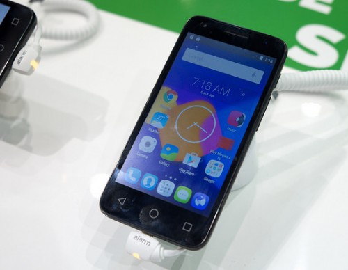 An Alcatel Smartphone