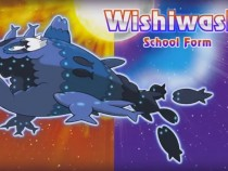 Pokemon Sun And Moon Totem Wishiwashi Confirmed By Latest Japanese Trailer