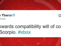 Microsoft Plans To Give 'Xbox Scorpio' Backwards Compatibility For 'Xbox 360' Games
