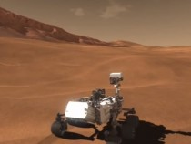 Curiosity Rover On Mars Latest News: Melted Metal Meteorite Found
