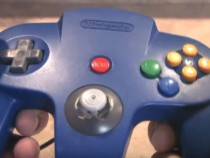 Classic Game Room reviews N64 Controller for Nintendo 64