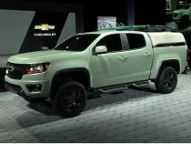 Chevrolet Colorado Z71 – A Ride Made For Surfers
