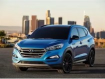 2017 Hyundai Tucson Crosses To The Dark Side With Its Limited Night Edition