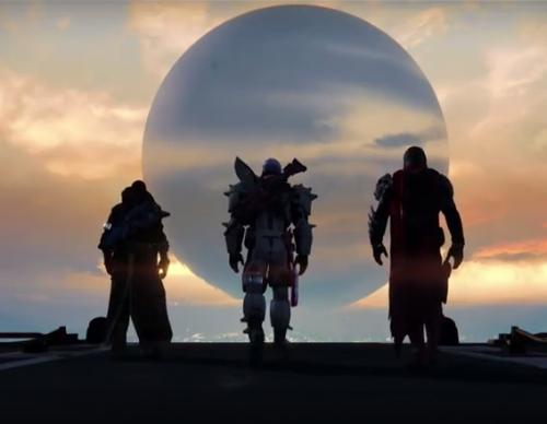 Destiny 2 Release Update