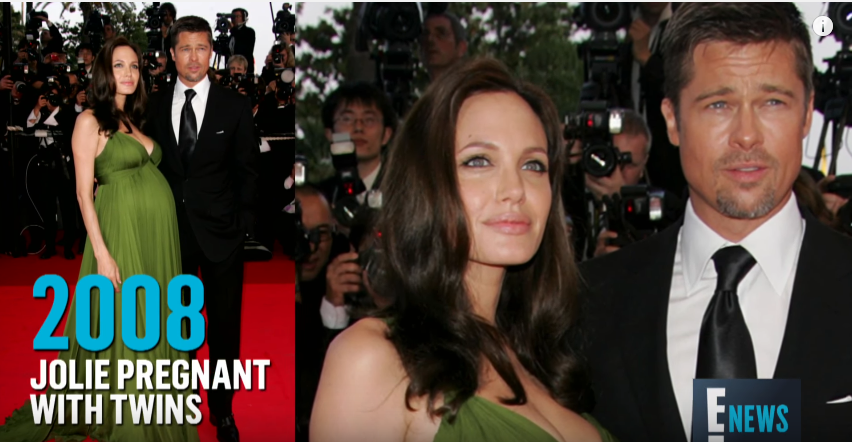 Brad Pitt and Angelina Jolie's Relationship Timeline | E! News
